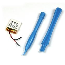 Akku für iPod Shuffle 2. Generation, wie 616-0278, Li-Polymer
