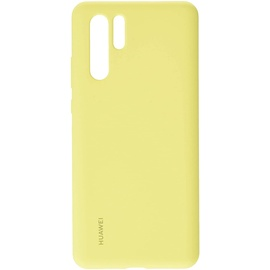 Huawei P30 Pro Silicone Case gelb