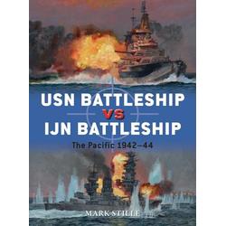 USN Battleship vs IJN Battleship