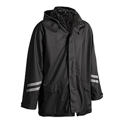 BLAKLÄDER® unisex Regenjacke 4301 schwarz Größe S