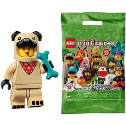 LEGO® Spielfigur LEGO 71029 - Sammelfiguren Minifiguren Serie 21 -, (Set)