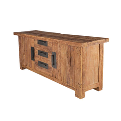 Sideboard aus Teak Altholz massiv