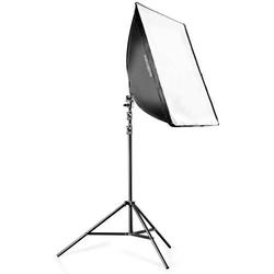 Walimex Set Daylight 250 + 40 x 60cm Fotolampe 50W