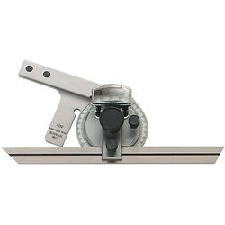 FORMAT universal Winkelmesser 150mm Lupe