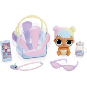 LOL Surprise Sammelbare Modepuppen - Mit Handtasche & Make-up-Überraschungen - Lil Bon Bon- Ooh La La Baby Surprise