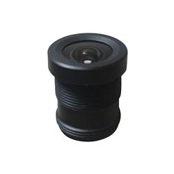 f=2,1mm Mini Weitwinkel Objektiv M12 für Minikameras Überwachungskameras 130°