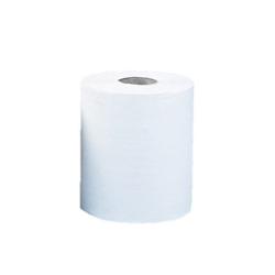 Papierhandtücher zweilagig in der rolle maxi, 6 stk.