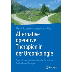 Alternative operative Therapien in der Uroonkologie: eBook von