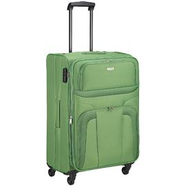 Travelite Orlando Spinner 65 cm / 63-73 l green