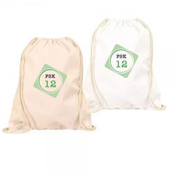 Turnbeutel-Rucksack zum 12.Geburtstag