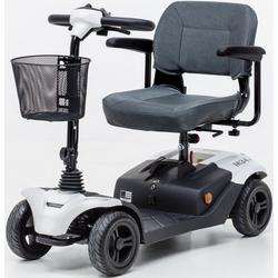 mobilis Elektromobil Scooter M34+, 340 W, 6 km/h weiß