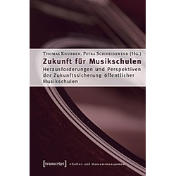Zukunft für Musikschulen - Buch