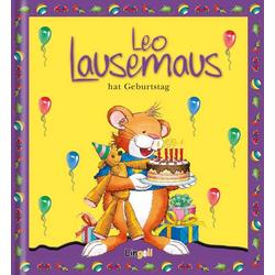 LEO Leo Lausemaus hat Geburtstag
