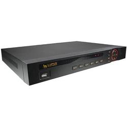 Lupus 10009 LE 918 4K 8 Kanal NVR Netzwerk-Videorecorder