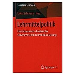 Lehrmittelpolitik - Buch