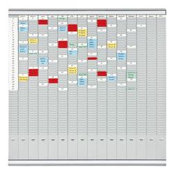 T-Kartenplaner »PV-SET5« grau, Franken