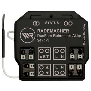 Rademacher 9471-1 DuoFern Rohrmotor-Aktor UP (35140662), 550 W