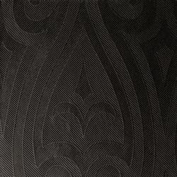 Duni Elegance Servietten 48x48cm Lily schwarz - 6x40 Stück