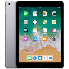 Apple iPad 9.7 (2018) 32GB Wi-Fi Space Grau