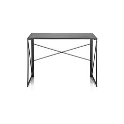 EASY UP MULTI   100x50 - Schreibtisch Schwarz