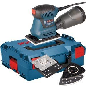 Bosch Schwingschleifer GSS 160 Multi Professional 180 W inkl. L-BOXX und Zubehörset