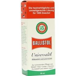 BALLISTOL flüssig 50 ml