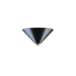 Aufbautrafo Cone - Halogen / schwarz