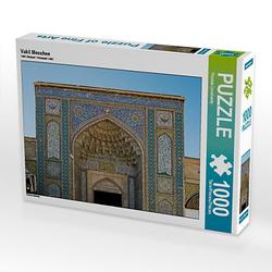 Vakil Moschee Lege-Größe 64 x 48 cm Foto-Puzzle Bild von Thomas Leonhardy Puzzle