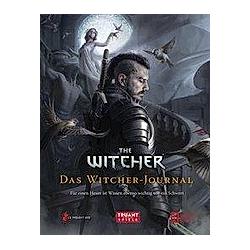 The Witcher  Das Witcher-Journal - Buch
