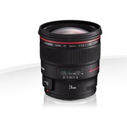 Canon EF 24mm 1:1,4 L II USM Objektiv - 77 mm Filtergewinde