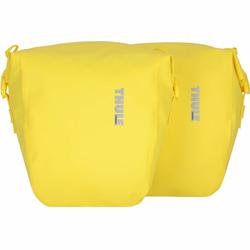 Thule Shield Pannier Fahrradtasche 13L Set 2tlg. yellow