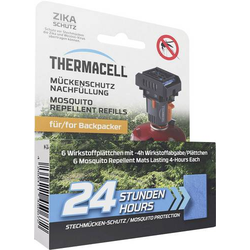 ThermaCell M24 Backpacker 24h Nachfüllset Passend für Marke ThermaCell MR-BP 6St.