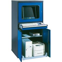 C+P Computerschrank, b80xt72xh160cm