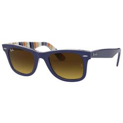 RAY BAN Sonnenbrille WAYFARER RB2140 blau XL