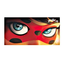 Miraculous - Ladybug Handtuch Miraculous Ladybug - Badetuch von SkyBrands, 75x150 cm (1-St), 100% Baumwolle