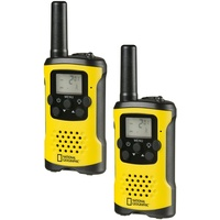 National Geographic Walkie-Talkie, 2er-Set