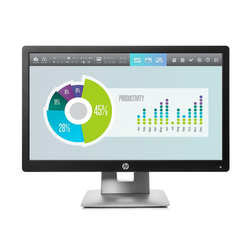 HP HP EliteDisplay E202 Monitor LED-Monitor (50,8 cm/20