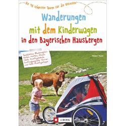 Wanderungen mit dem Kinderwagen als Buch von Robert Theml