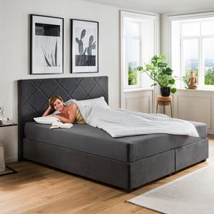 """Boxspringbett """"Savalis-Comfort"""" - Größe: 180x200 cm"""