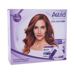 Astrid Collagen PRO Set Tagespflege Collagen PRO 50 ml + Augencreme Collagen PRO 15 ml für Frauen