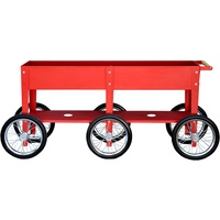 Herstera Wheels 150 x 35 x 80 cm rot