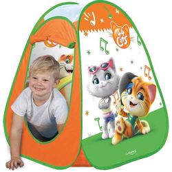 POP UP SPIELZELT 44 CATS 79444