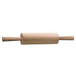 Kaiser La Forme Plus Teigrolle, Nudelholz aus unbehandeltem Buchholz, Länge: 49 cm
