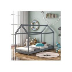 Flieks Kinderbett, aus Holz, Hausbett Spielbett Kinderhaus