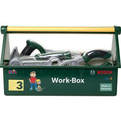 Spiel-Werkzeugkoffer, grün - grün