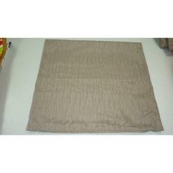 Kissenhülle Kissen Bezug in sich gemustert beige, 60 x 60 cm