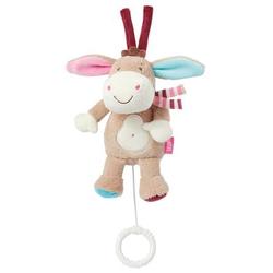 fehn® Monkey Donkey Mini-Spieluhr Esel