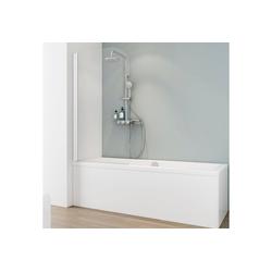 Schulte Badewannenaufsatz, Sicherheitsglas, (1 tlg)