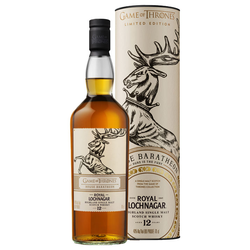 Royal Lochnagar 12 Jahre GoT Whisky House Baratheon