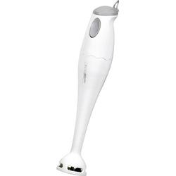 Clatronic SM 3081 Stabmixer 180W mit Mixbecher Weiß, Grau